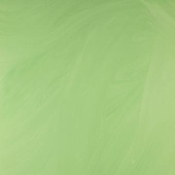Svěží kombinace barev RAL 6021 a 9010 vytváří jedinečný design povrchu lité podlahy