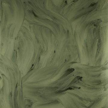 Vzorek lité podlahy v kombinaci barev RAL 7023 a 7045